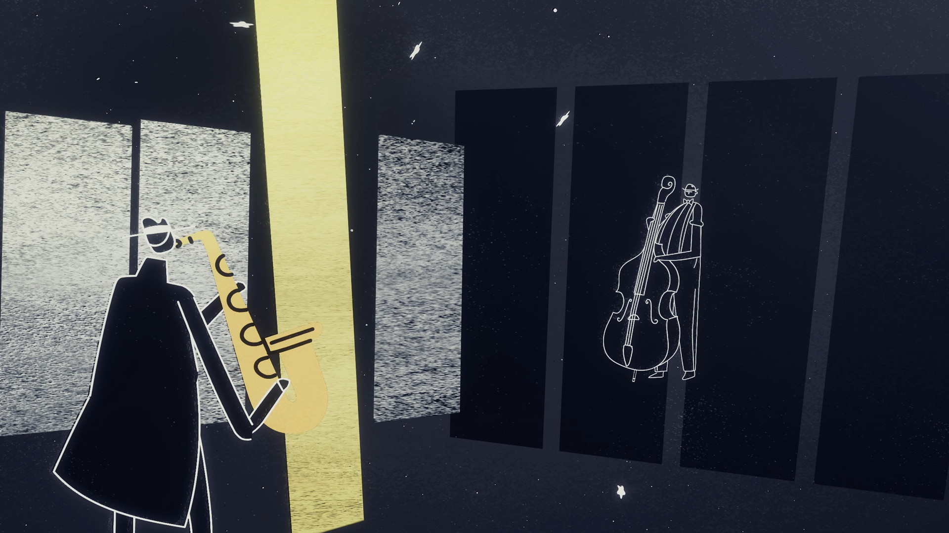 Genesis Noir's jazz-infused cosmic investigations begin later this month