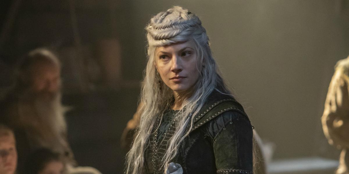Vikings Katheryn Winnick Lagertha History