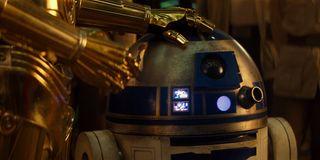 R2-D2 in Star Wars: The Rise of Skywalker