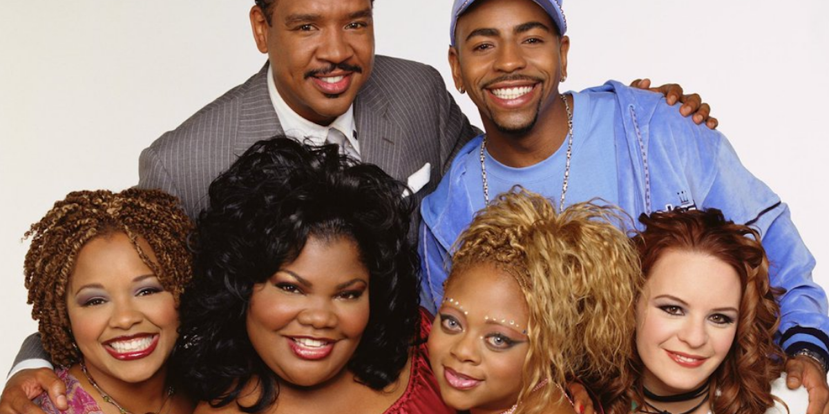 the parkers cast upn