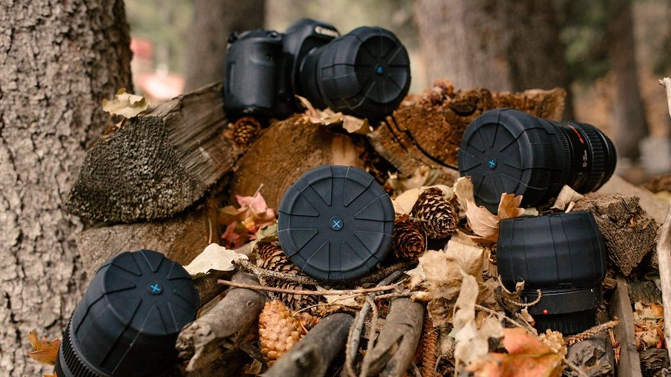 Universal Lens Cap promises to be the last cap you'll ever need