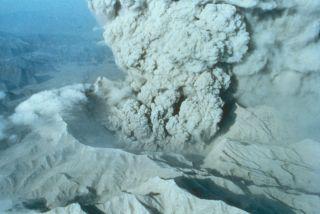 Mount Pinatubo 1991