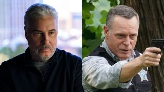 csi vegas gil grissom chicago pd hank voight side by side