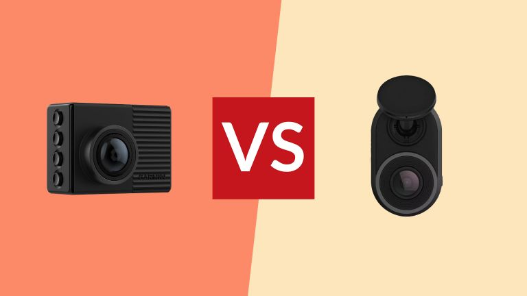 Garmin Dash Cam 66W vs Garmin Dash Cam Mini