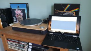 How to convert vinyl into MP3 | TechRadar