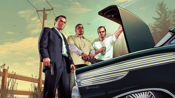 GTA 6 showed up on a Rockstar artist's resume