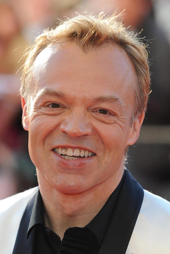Graham Norton: 'I drink if guests are dull'