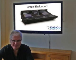 Blackwood Joins DiGiCo forBusiness Development
