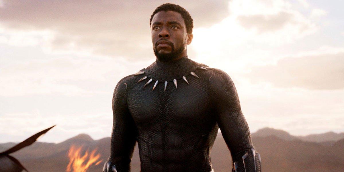Black Panther 2019 Avengers screenshot