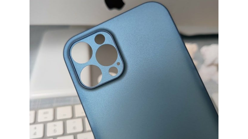 iPhone 12 Pro Max case leak