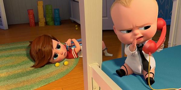 The Boss Baby Boss Baby Tim Phonecall