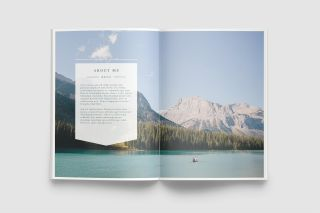 Best brochure templates Wanderers photography