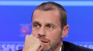 Aleksander Ceferin UEFA