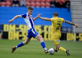 Wigan Athletic v AFC Wimbledon – Sky Bet League One – DW Stadium