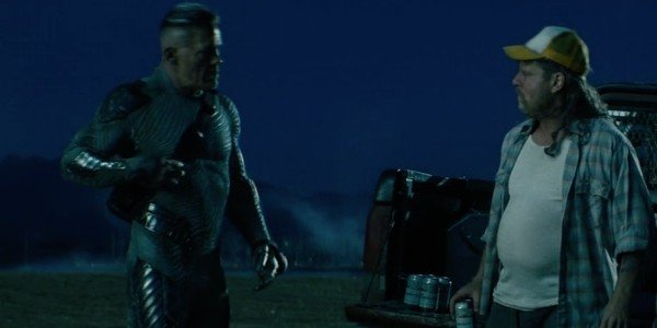 Josh Brolin, Matt Damon - Deadpool 2