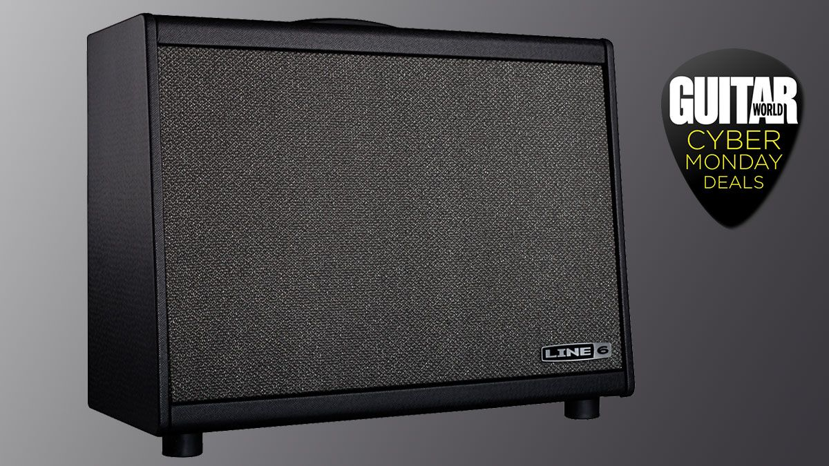 Take your amp modeler to the next level with $100 off a Line 6 Powercab