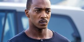Check Out MCU Star Anthony Mackie Showing Off His Love For Star Wars' Boba Fett