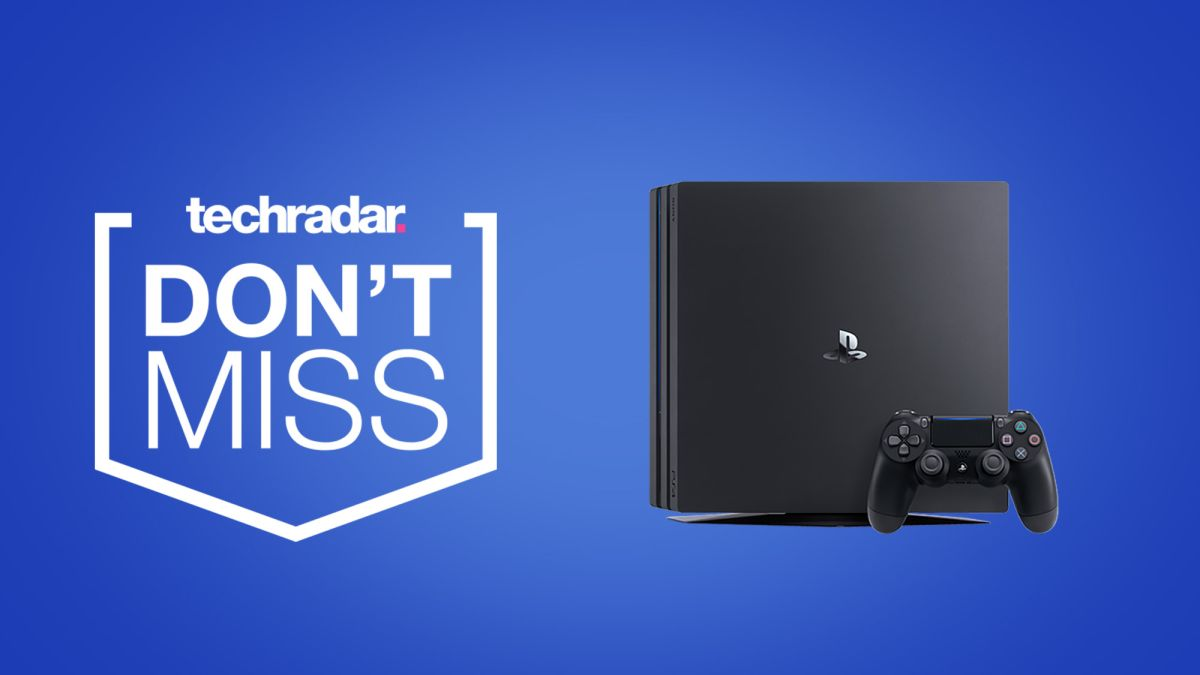 Cheap PS4 Pro deals see extra price drops across US and UK