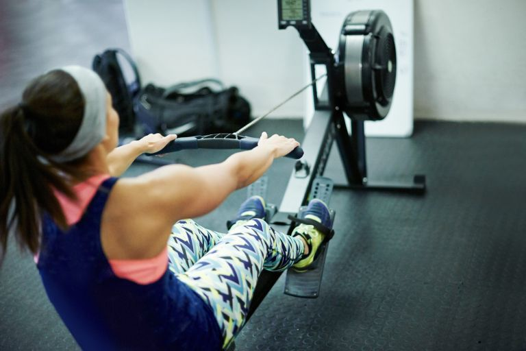 best rowing machine for sculpting, toning and leaning out muscles