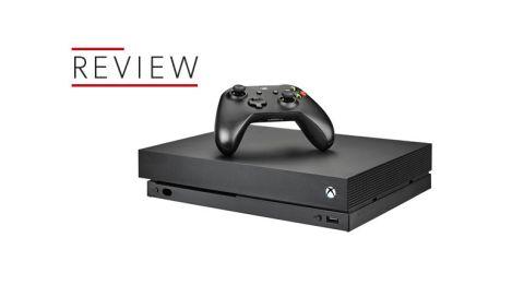Microsoft Xbox One X review | What Hi-Fi?