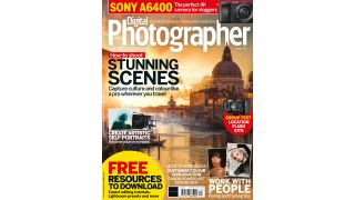 New issue: Digital Photographer magazine Issue 212 is now on