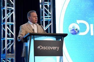 David Zaslav of Discovery