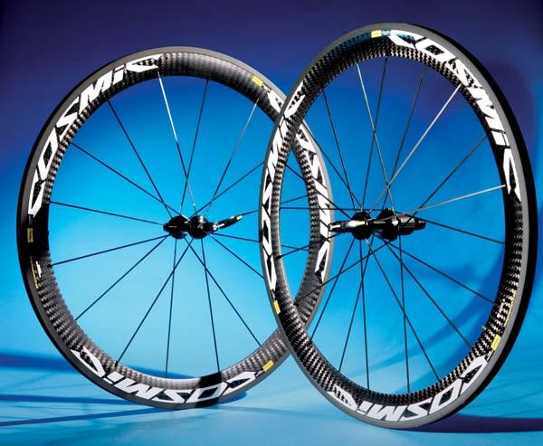 Mavic Cosmic, £1,000 deep-section carbon wheel test