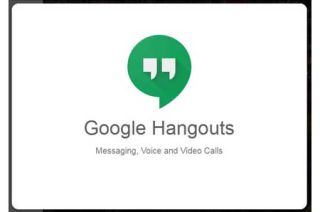 Collaborative Group Sessions with Hangouts