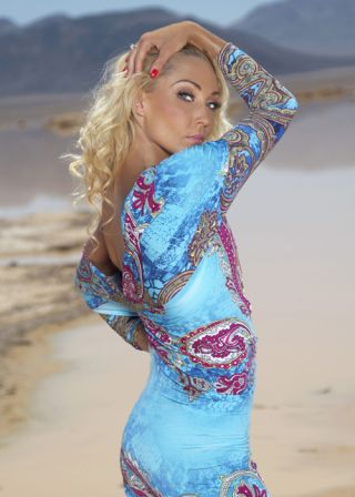 Lithuanian dancer stands in for Strictly's Aliona