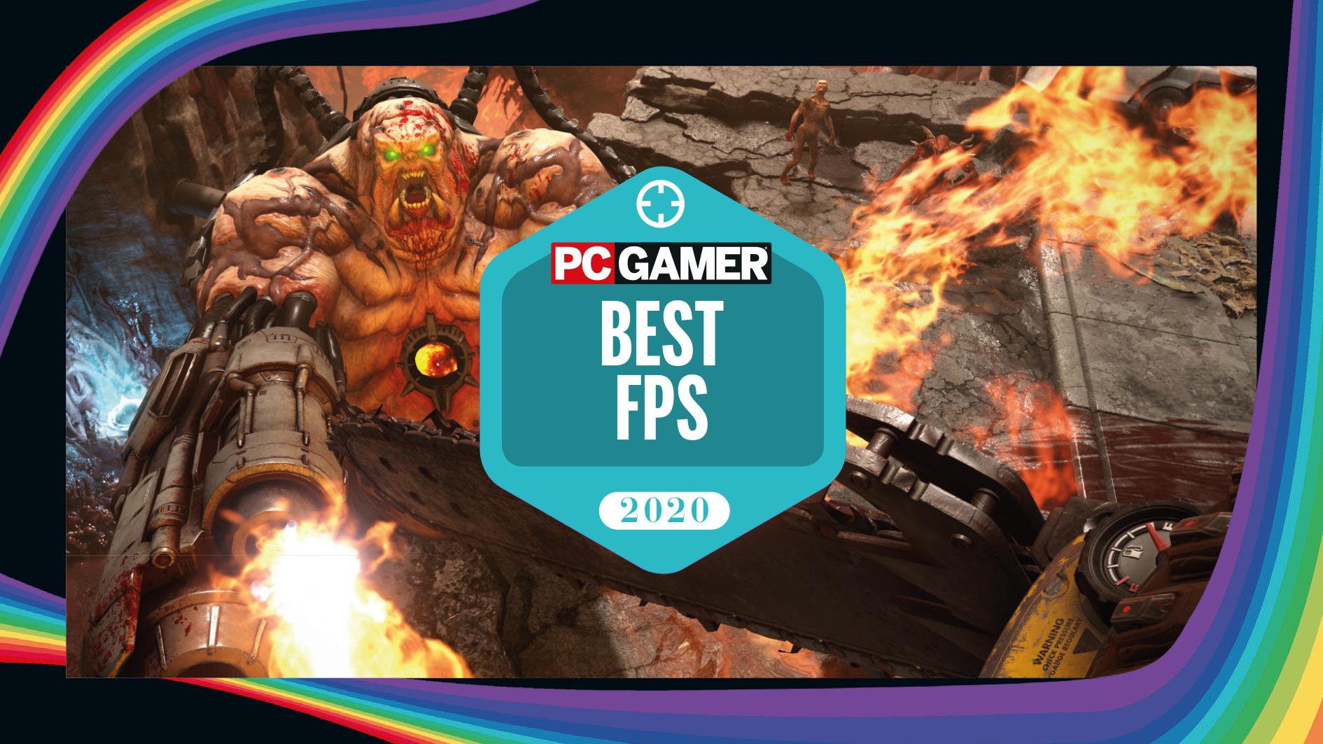 Best FPS 2020: Doom Eternal