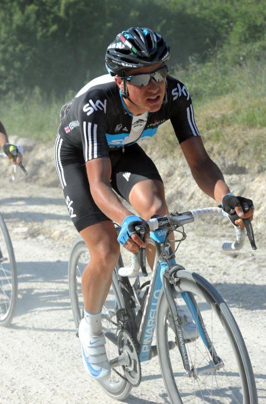 Peter Kennaugh, Giro d'Italia 2011, stage five