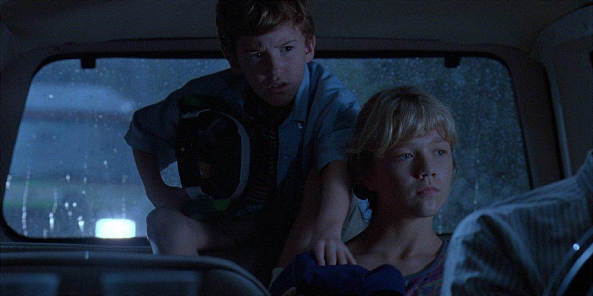 Jurassic Park Lex and Tim
