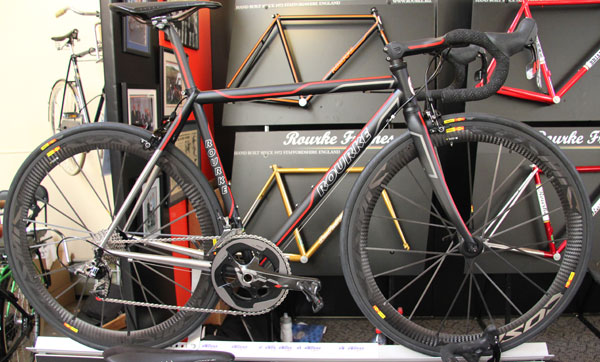 Inside Tech: Hard craft - Cycling Weekly