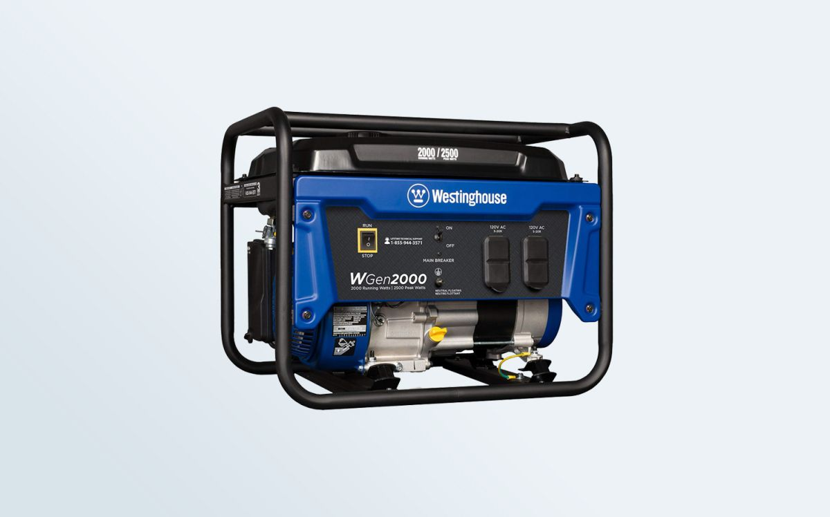 Best Portable Generators 2019 - Home Generator Reviews, Ratings