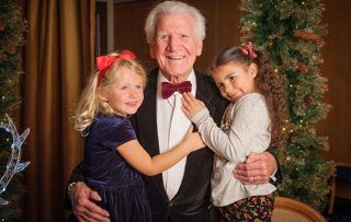 Old People's Home For 4 Year Olds Christmas Special - Lily, Kem and Italiah