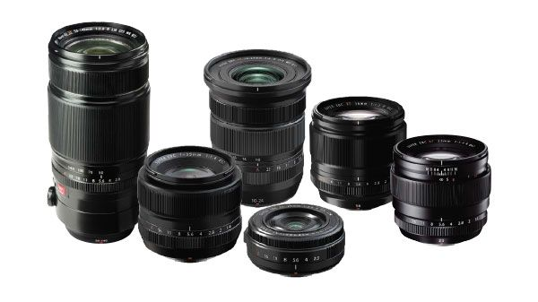 Fujifilm's EOFY cashback offer will save you up to AU$400 on its best lenses