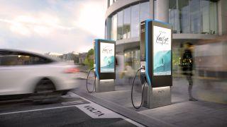 Peerless-AV Volta Charging Station
