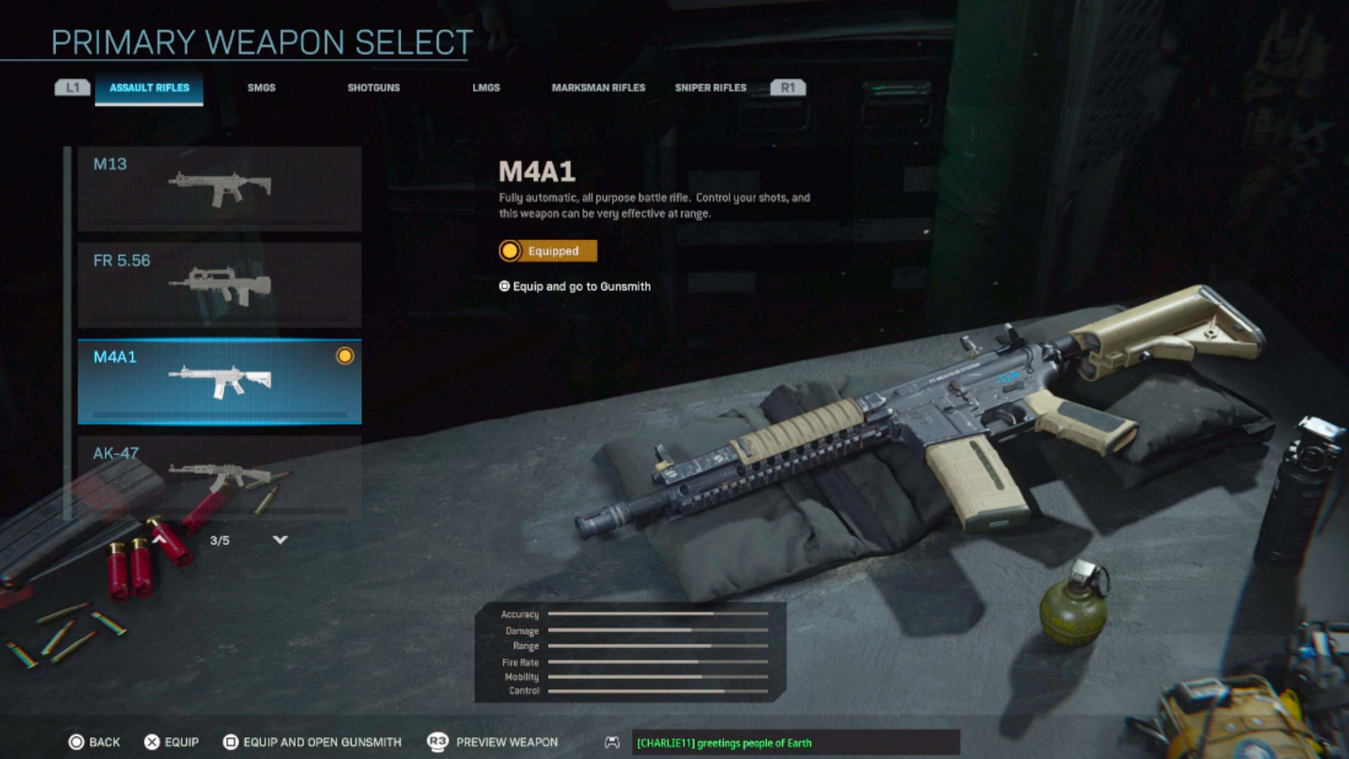 Modern Warfare Gunsmith System How The New Attachments Work Gamesradar Must be level 20 to start this quest. modern warfare gunsmith system how the