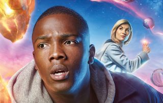 Tosin Cole who plays Ryan in Doctor Who