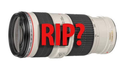 Canon Responds To Reports Of 24 Discontinued Ef Lenses Digital Camera World