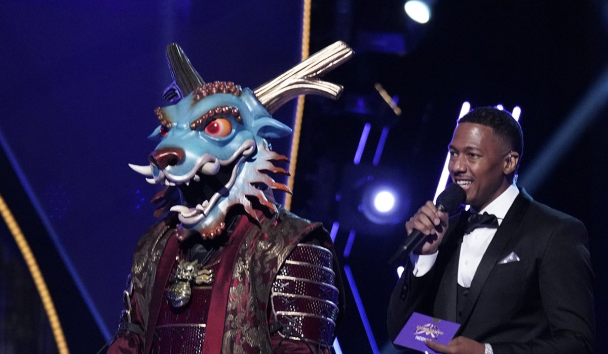 the masked singer season 4 dragon nick cannon fox