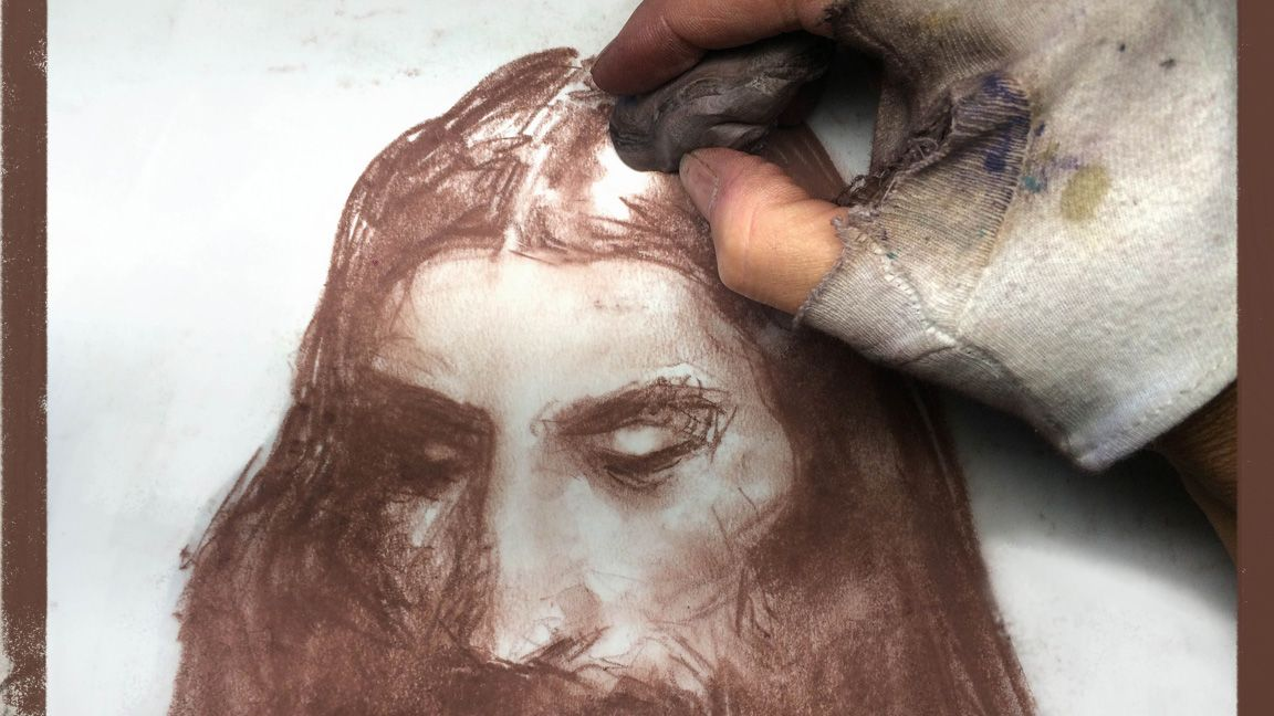 10 expert tips for charcoal drawing | Creative Bloq