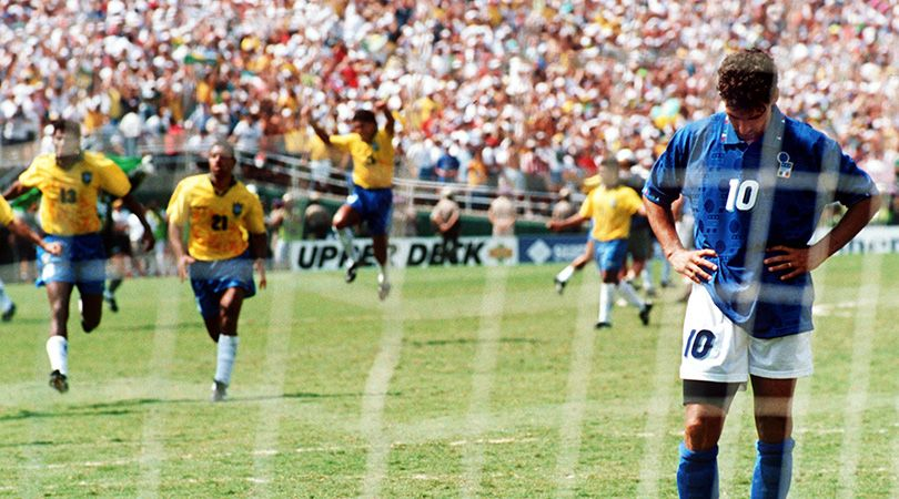 World Cup icons: Roberto Baggio – the miss that haunted a career (1994)    FourFourTwo