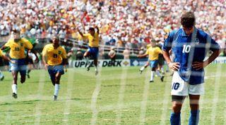 Baggio Brazil USA 94