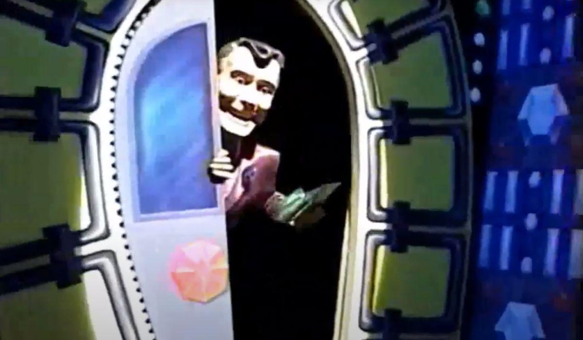 Regis Philbin in Superstar Limo