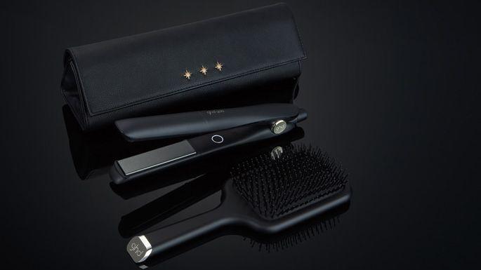 Hair gift sets: GHD gold® hair straightener gift set