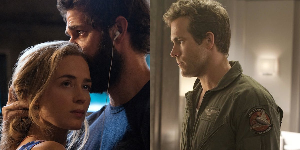 Ryan Reynolds Isn't Afraid To Make Noise Over How Much He Loves A Quiet Place: Part II