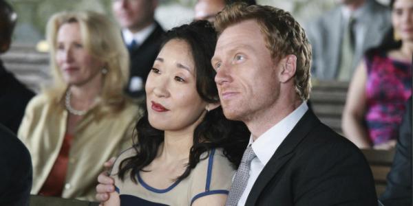 Grey's Anatomy Sandra Oh Cristina Yang Kevin McKidd Owen Hunt ABC