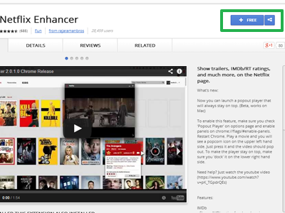 How To Use Netflix Enhancer in Chrome Browser | Tom's Guide