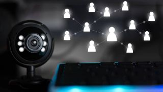 finding webcams in stock
